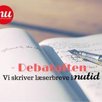 Debat Cafe x Ndhjlpens Ungdom