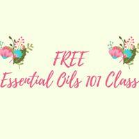 Free Essential Oils 101 Class