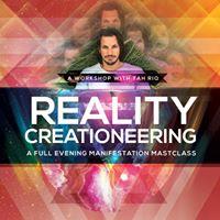 New Dates Reality Creationeering manifestation masterclass