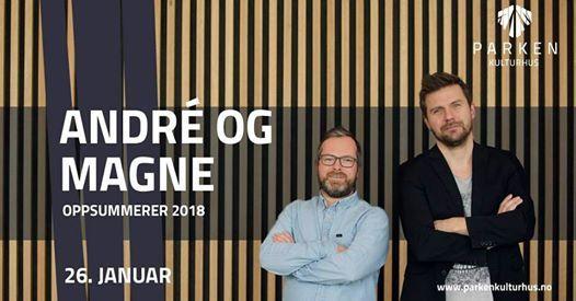 Andr og Magne oppsummerer 2018