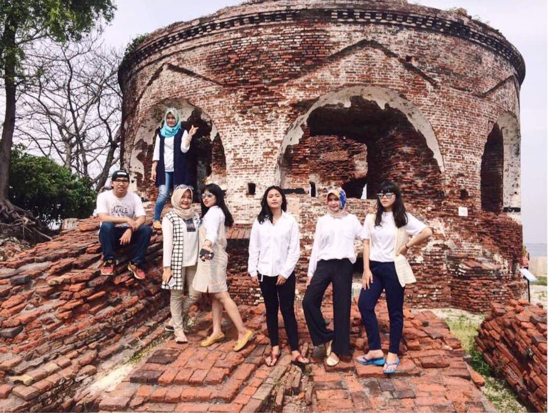 One Day Tour 3 Pulau Seribu 7 Maret 2019