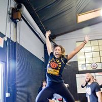 Crossfit Wheelhouse 2017 Thanksgiving Throwdown