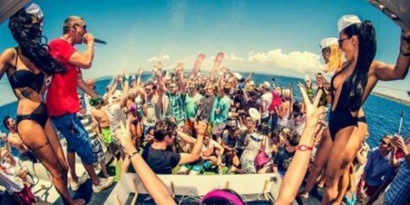 Boat Party - Party Boat Rental Miami