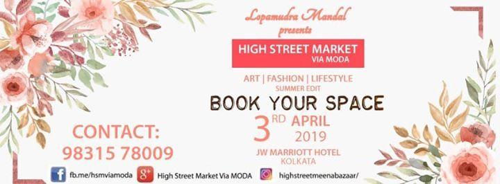 High Street Market via MODA Summer Edit