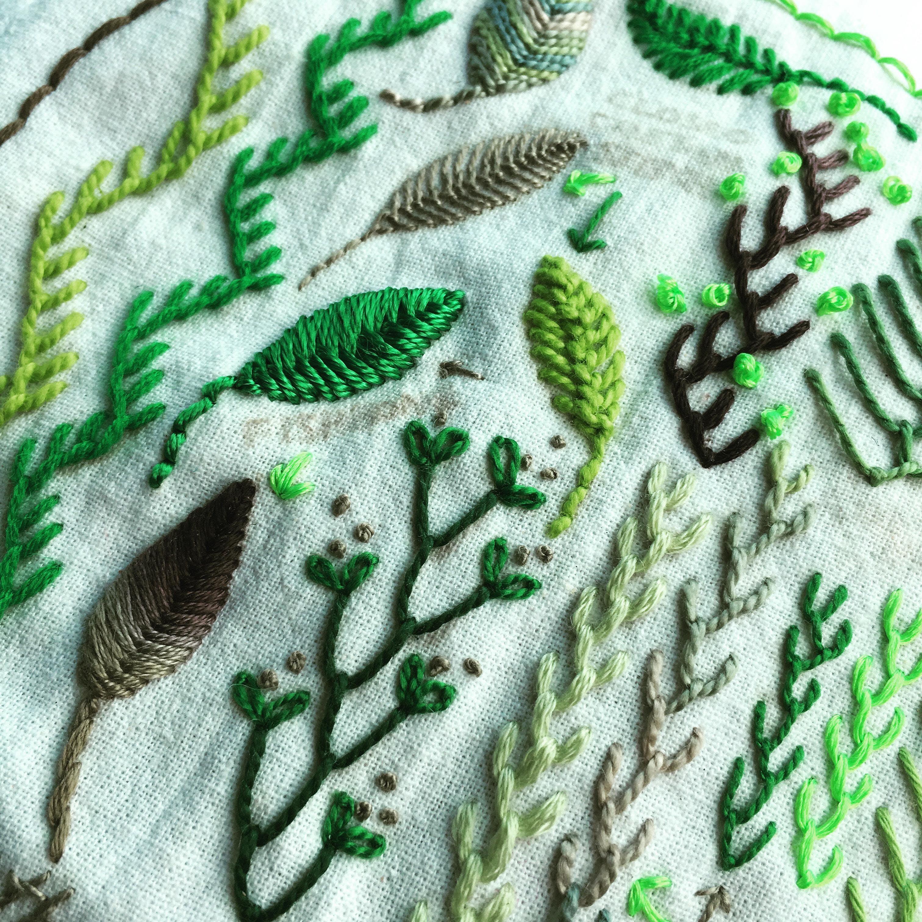 Embroidery Workshop Beginner Level At Artpace San Antonio San Antonio