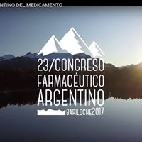 XXIII Congreso Farmacutico Argentino