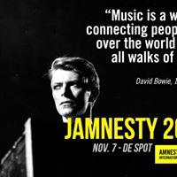 Jamnesty 2017 (Open Mic)