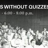 Classes Without Quizzes - Alumni Event