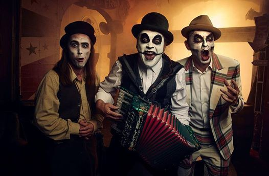 The Tiger Lillies Devils Fariground