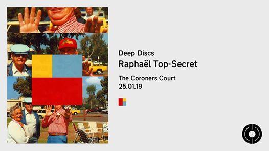 Deep Discs presents Raphal Top-Secret  Winter Series 001