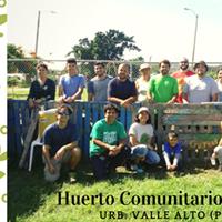 Charla Huerto Comunitario y Siembra