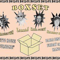 Boxset Presents&quotGhetto House Excursions&quot