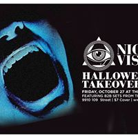 Night Vision Halloween Takeover at The Common - October 27th