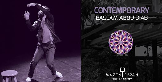 Contemporary Dance Class with Bassam Abou Diab