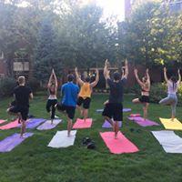 Yoga wNicholas at CANDO