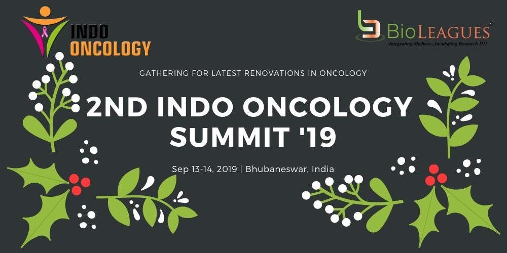 2nd Indo-Oncology Summit - 19