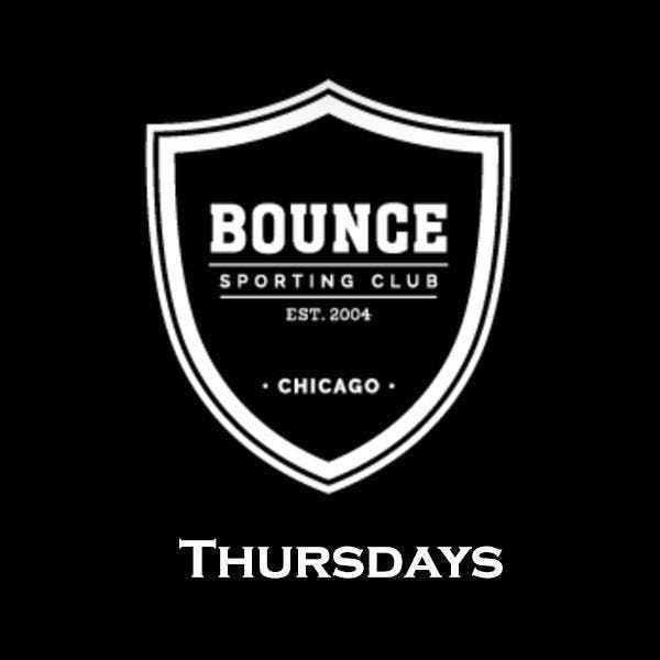 Bounce Thursdays at Bounce Sporting Club Free Guestlist - 3212019