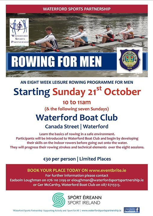 Rowing for Men