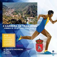 II Carrera de Trail Ayna