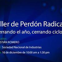 Taller de Perdn Radical de Cierre de Ao
