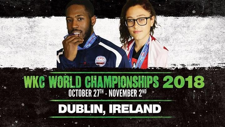 WKC World Championships 2018