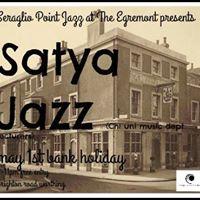 Seraglio Point Jazz at The Egremont presents SATYA JAZZ