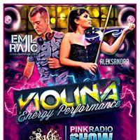 Violin energy performanceRC