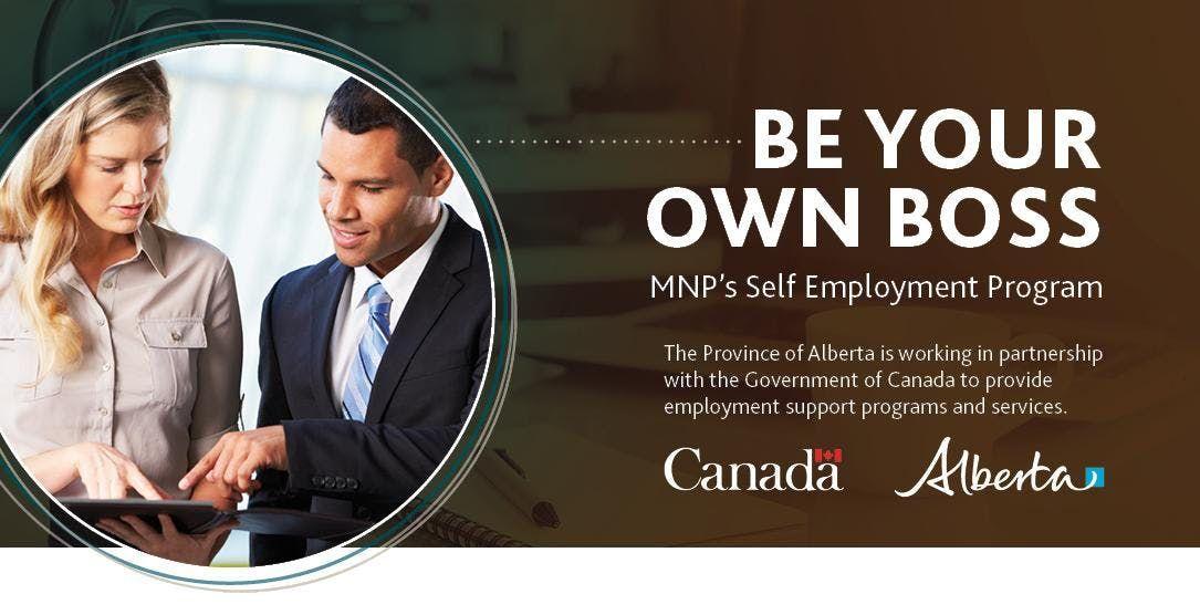 Self Employment  Entrepreneur Training - Be Your Own Boss