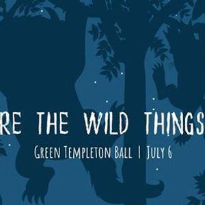 Green Templeton College Ball 2019