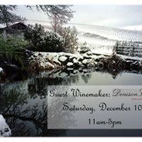 Guest Winemaker Denison Cellars