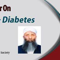 Webinar on Ramdan and Diabetes by Prof. Dr. Yakoob Ahmedani