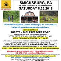 Smicksburg Ride
