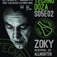 Techno Doza s05e02 - Zoky allnighter