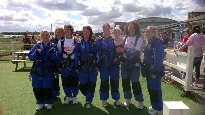 Jump for Joy Tandem skydiving