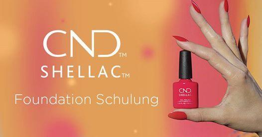 CND Shellac Foundation in Nrnberg (nicht nur fr Anfnger)