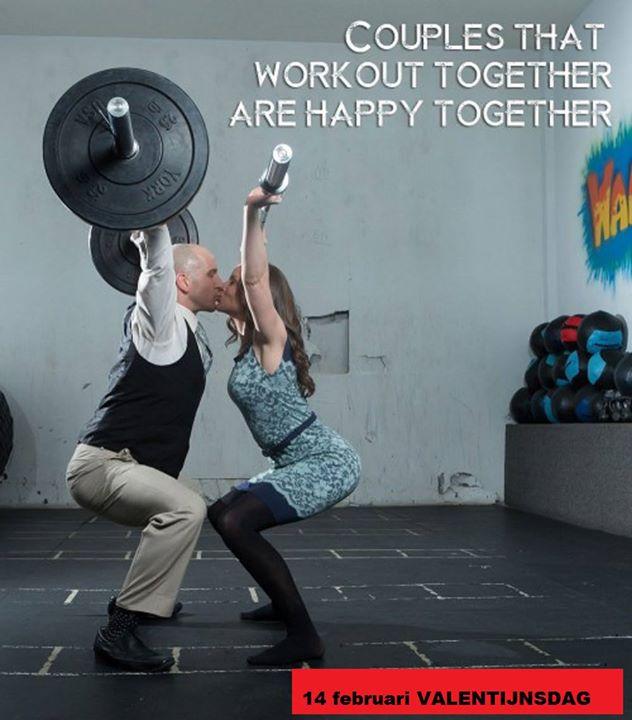 liefde is samen sporten