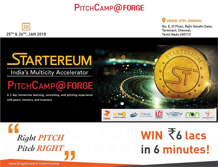 PitchCampFORGE