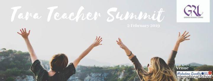 Tara Teacher Summit 2019