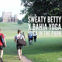 Sweaty Betty X Bahia Yoga