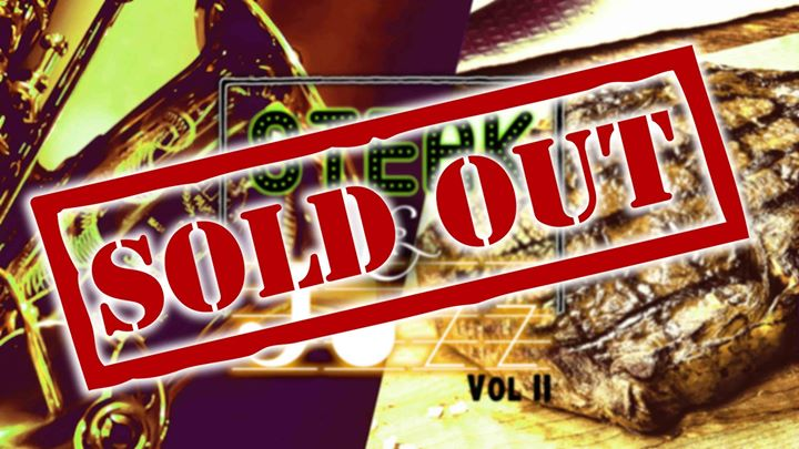 SOLD OUT - Steak N Jazz (Volume Two) Magnolia