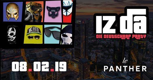 IZ DA  1 Year Anniversary  8.2. LePanther