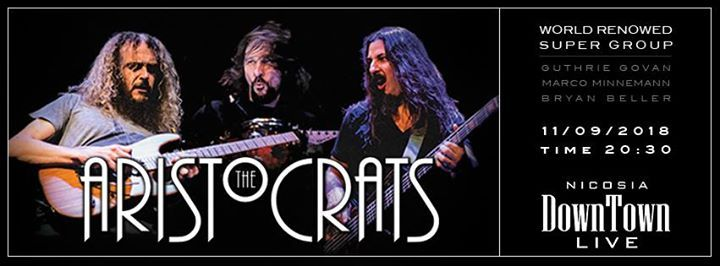 The Aristocrats Live