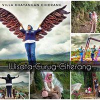 Open Trip Curug Ciherang &amp Villa Khayangan