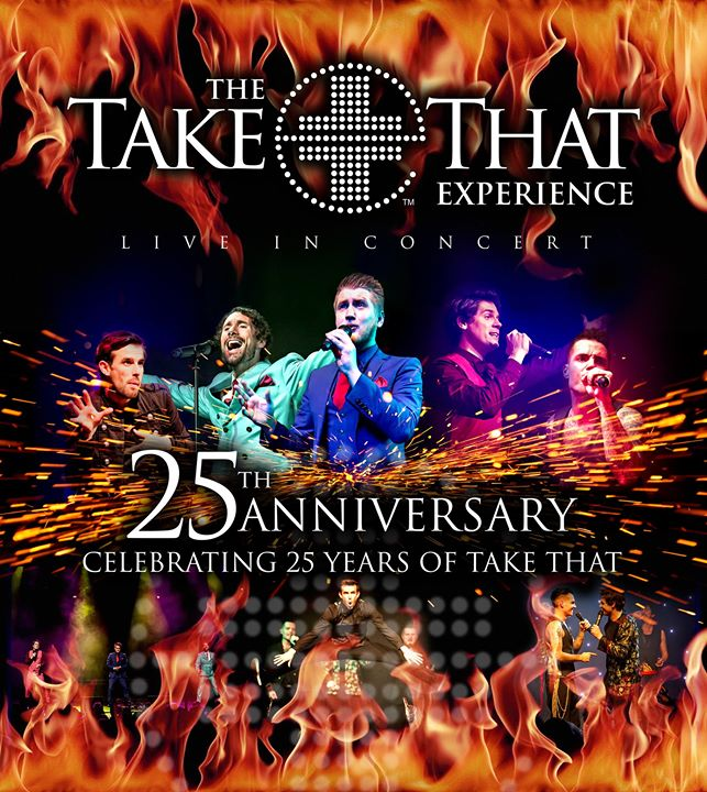 The Take That Experience - Celebrating 25 years of Take That