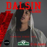Estao Caf Brasil Apresenta DALSIN-Vermelho Sangue Tour 2704