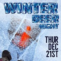 Winter Beer Night (Jersey City)