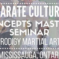 Karate Culture Workshop