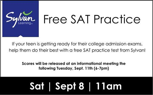 TeenHQ : Free SAT Practice at Greenwood Public Library, Indiana