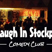 A Laugh In Stockport with Tony Burgess