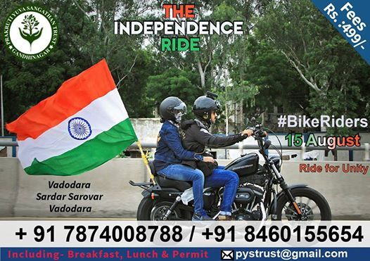 Ride for Unity